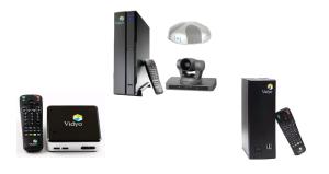 Vidyo Videconferencia Equipos de Videoconferencia Full HD para Salas VidyoRoom HD-40, HD-100, HD-230